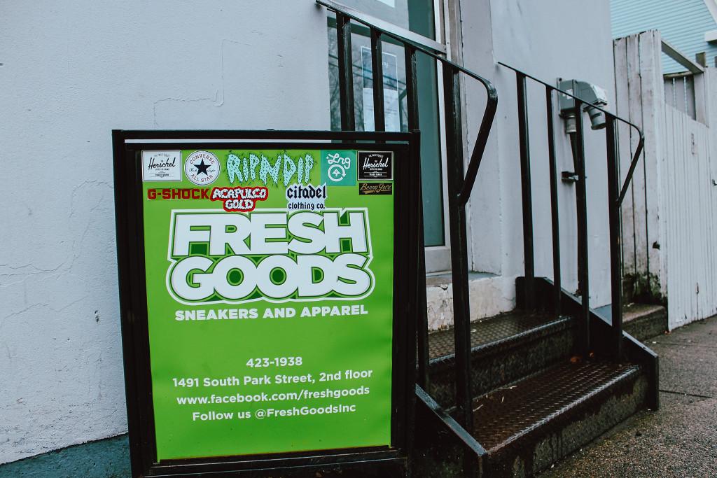 CitadelCC at Fresh Goods 2