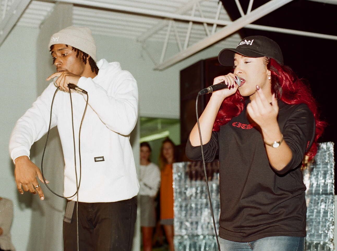 12. Yohan Black and Mikayla States at Halifax Pop Explosion in Citadel Clothing Fall Winter 2016 Collection