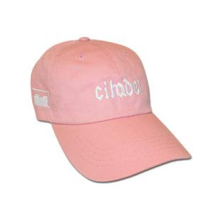 Citadel Signature Cap - Pink - Front