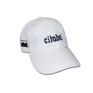 Citadel Signature Cap - White - Front