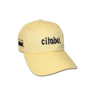 Citadel Signature Cap - Yellow - Front